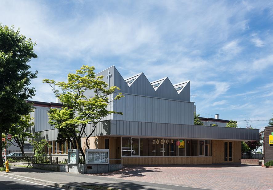 makomanai2 - 真駒内教会